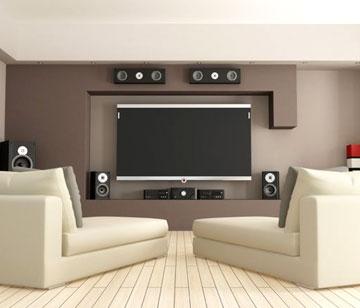 Home cinema & CCTV services in kannur
